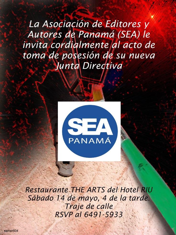 Invitación Toma de Posesión SEA 14-5-16 1