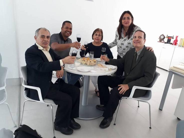 Reunión SEA inicio 2018